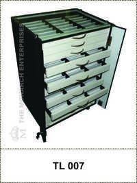 Optical Frames Storage Cabinet