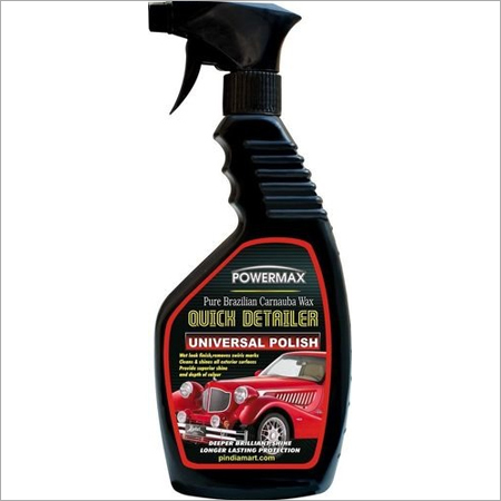 Quick Detailer-Car Polish