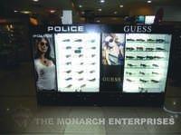Kiosk for Sunglasses