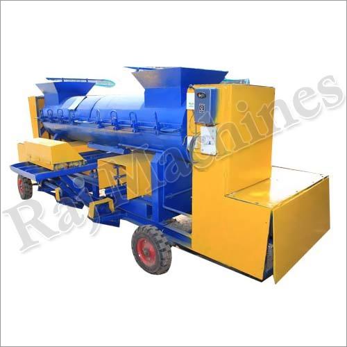 Double Production Clay Brick Machine