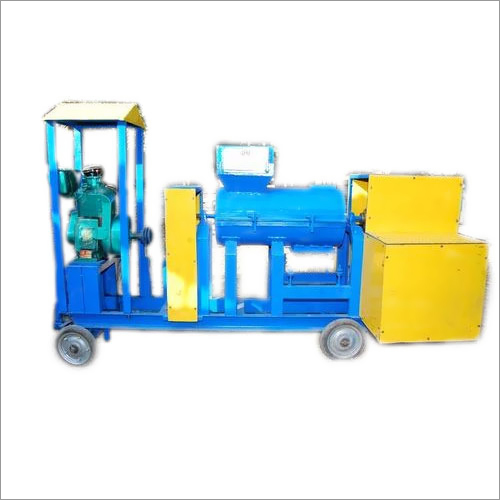 Nano Clay Brick Machine