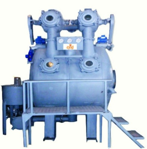 Over Flow Dyeing Machine