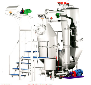 User Friendly Economical Jet Dyeing Machine