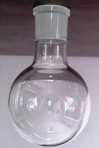 ROUND BOTTOM FLASK WITH SINGLE NECK