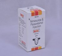 NIMESULIDE AND PARACETAMOL INJECTION
