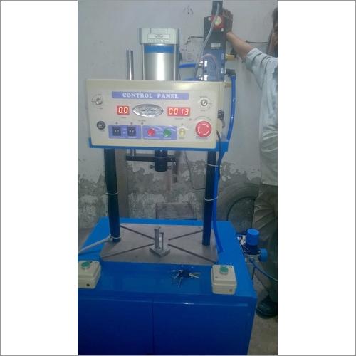 Pneumatic Machine Control Panel