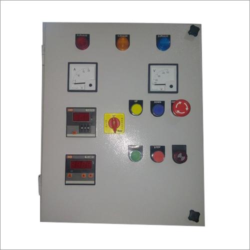 Embossing Machine Control Panel