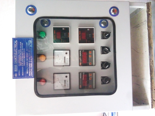 Leather Embossing Machine Panel