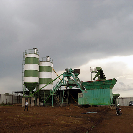 200 ton and 100 ton capacity silos