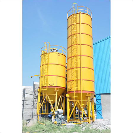 Welded Vertical Silos