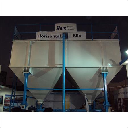 50吨容量水平的筒仓