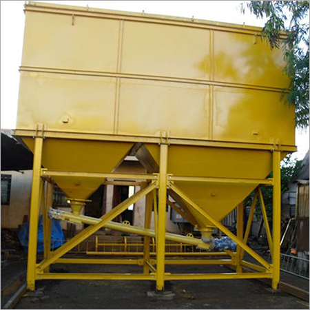 70 ton capacity horizontal silo