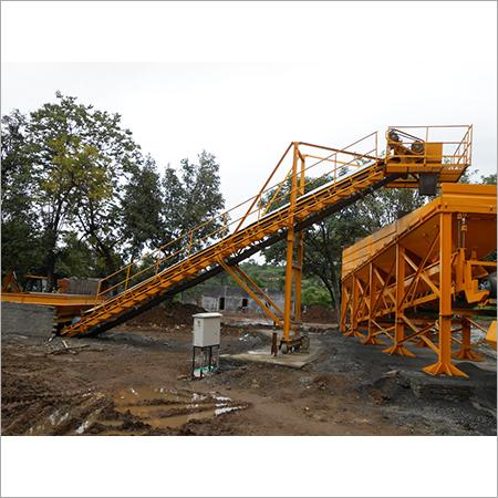 Radial Arm Belt Conveyor