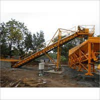 Radial Arm Belt Conveyor