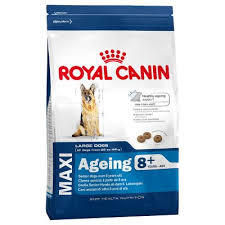 Royal Canin Maxi Ageing 8+ Dry Dog Food