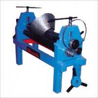 Hand Plate Bending Machine