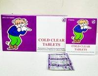 Paracetamol + CPM+Phenylephrine + Caffeine