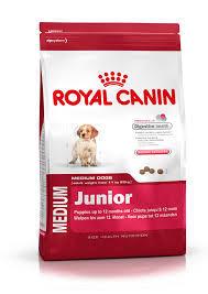 Royal Canin Medium Junior Dry Dog Food