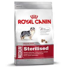 Royal Canin Medium Adult Sterilised Dry Dog Food