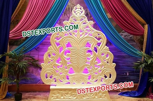 Flower Shape Backdrop For Stage Decoration