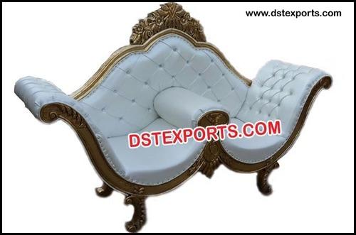 Wedding New Design Sofa Two Seater