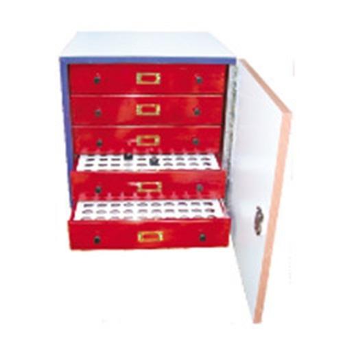 Cabinet for Boxes of Specimen Tube