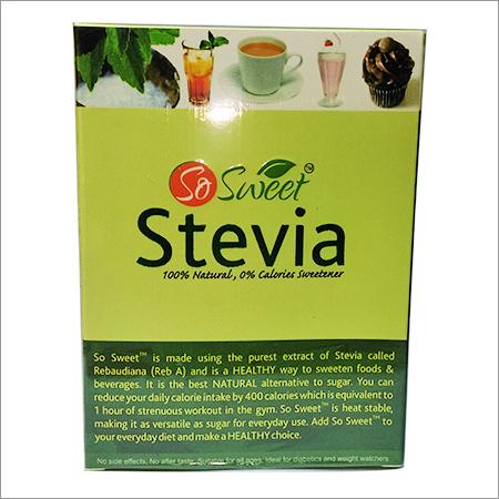 Stevia 0% Calories Sweetener