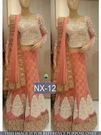 Fancy Designer Stylish Latest Lehenga
