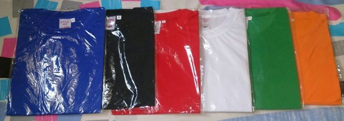 Polyester Cotton T-Shirts