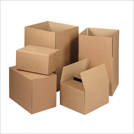 Single Wall Corrugated Box