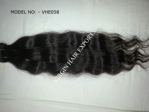 TEMPLE Virgin Natural Wavy Indian Hair
