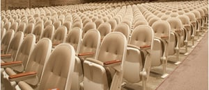 Lecture Hall Chairs