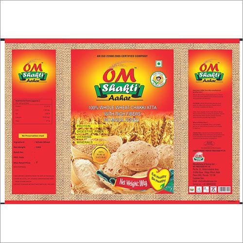 Om Shakti Brand Atta Pouch