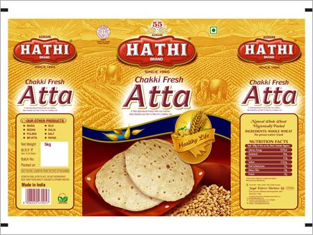 Hathi Atta 5kg Pouch