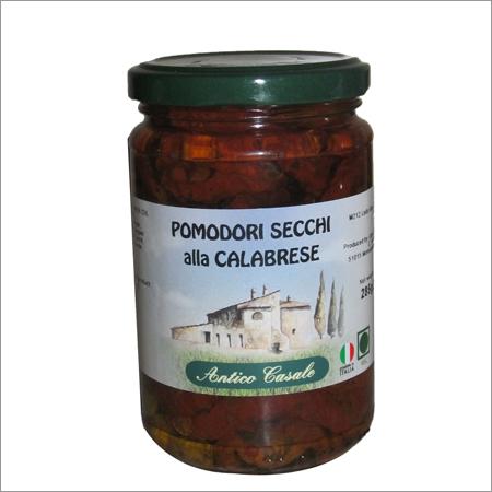 Pomodori Secchi Alla Calabres