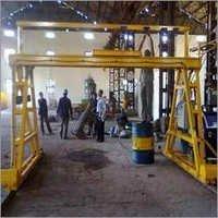 Industrial Material Handling Crane