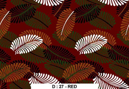 Sundaram Polyester W2W 3