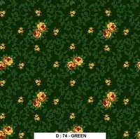 Sundaram Polyester W2W 7