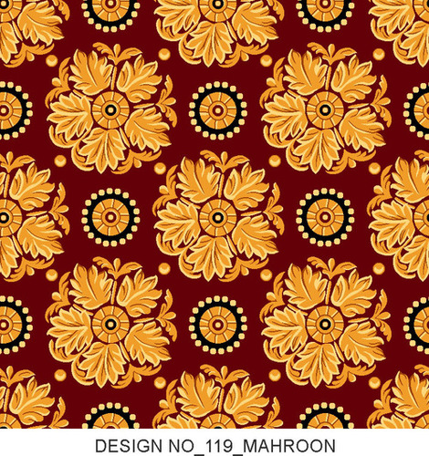 Sundaram Polyester W2W 10