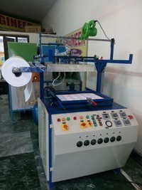 Making Dona Pattal Thaali DisposalCup Glass Machinery