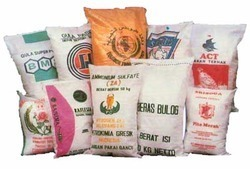 HDPE Woven Packaging Sacks