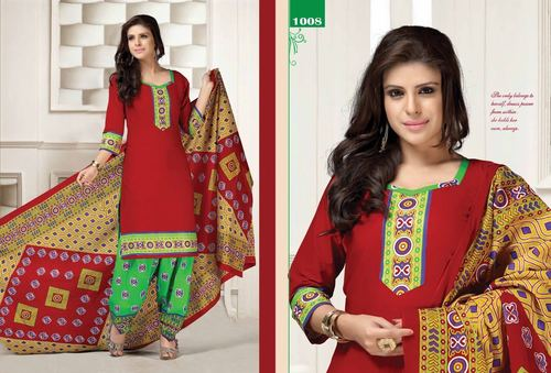 Cotton Salwar Suit Catalogue