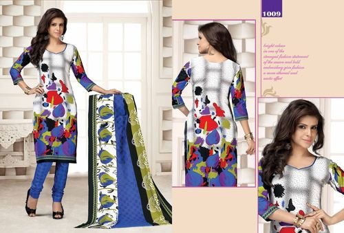 Cotton Salwar Kameez Catalog
