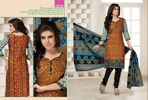 Cotton Salwar Suit Catalogue