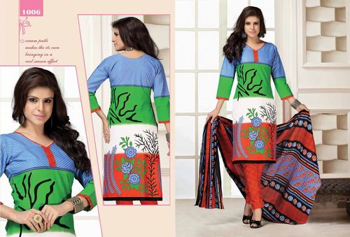 New Cotton Salwar Suits Catalog