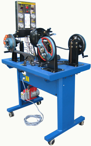 Hydraulic Brake Chassis Trainer