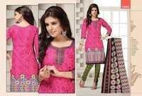 Selfie Cotton Salwar Kameez
