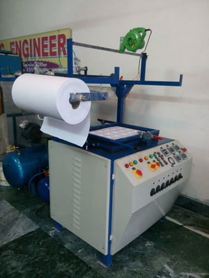 Set-Business Plastic Disposable Cup-Glass Dona making Machine