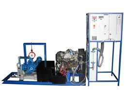 Efi Petrol Engine Test Bed