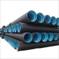 Dwc Hdpe Corrugated Pipe